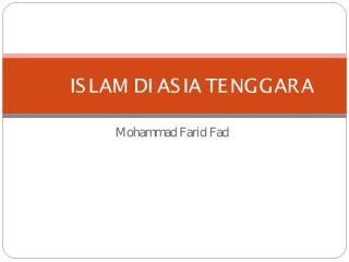 ISLAM DI ASIA TENGGARA.pdf