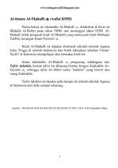 (Wafat 835H) Al-Mahalli.pdf
