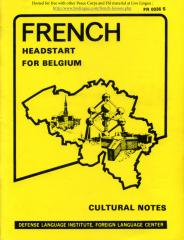 French Headstart for Belgium Culture Notes.pdf