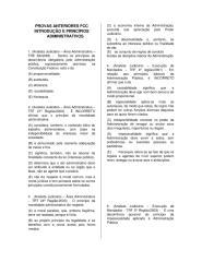 FCC - 870 Questões - Direito Administrativo.DOC