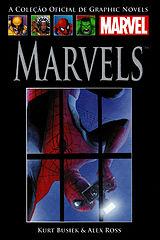 Coleção Marvel Salvat - Marvels.cbr